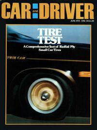Car & Driver - June 1974