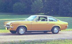 71 Chevy Vega Hatchback