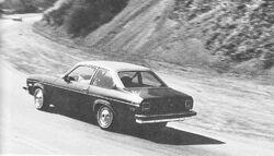 Vega LX - Road Test, July 1974