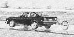 Car & Driver Tire Test - June 1974