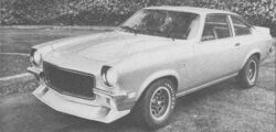 IECO Vega - Hot Rod June 1973