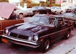 1974 Vega GT Hatchback Coupe