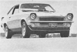 Yenko Turbo-Stinger II - MT Oct. 1971