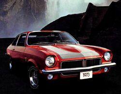 1973 Pontiac Astre GT