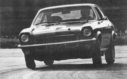 Vega GT - Car and Driver Tire Test June 1972