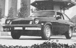 Road & Track 1974 Fuel saver