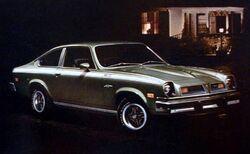 Pontiac Astre GT
