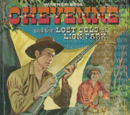 Cheyenne and the Lost Gold of Lion Park