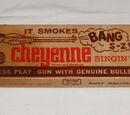 Cheyenne Singin' Saddle Gun