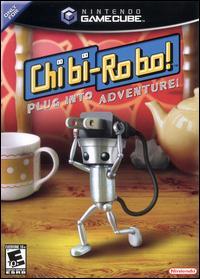 Chibi-Robo! boxart