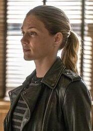Detective Hailey Upton