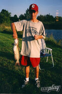 Toews fishing