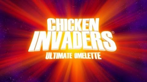 Chicken Invaders 5 - Superstar Hero without dying!