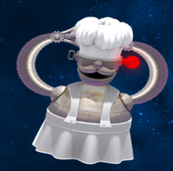 Chicken Invaders Ultimate Omelette Space Burger Headquarters Boss The Iron Chef