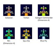 CI5 Namco Characters Wave 3