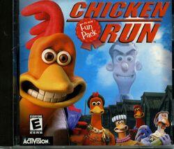 Chicken Run Fun Pack