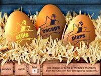 Chicken Run Fan Pack Egg savers