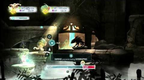 Child of Light - Gen's Plight -PS4 Gameplay HD-