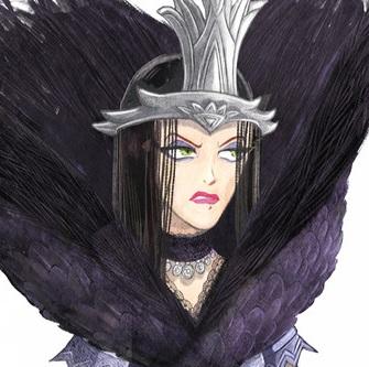 Anime Queen Of Light Umbra, Queen of the Ni...