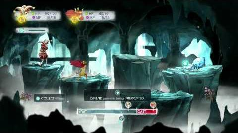 Child of Light - Capilli Catch Trophy -PS4 Gameplay HD-