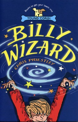 Billy Wizard Cover