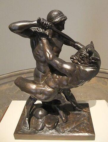File:455px-Theseus Slaying Minotaur by Barye.jpg