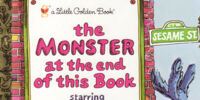 The Monster At the end of this Book