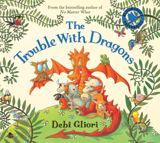 File:The Trouble with Dragons pb.jpg