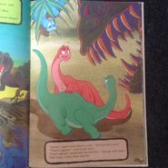 The Little Blue Brontosaurus (1983) part 4