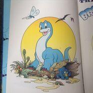 The Little Blue Brontosaurus (1983) part 34