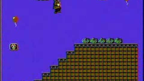 Gumshoe - NES Gameplay