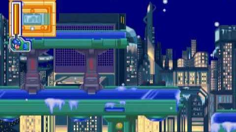 Mega Man 8 - Frost Man's Stage
