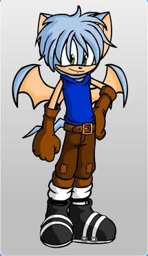 Reggie the Bat