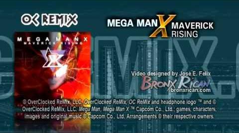 Maverick Rising 1-05 'Insecta Robotica' (Commander Yammark) by halc Mega Man X6 OC ReMix