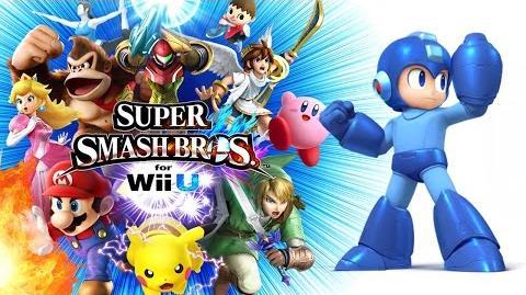 Cut Man Remix (Mega Man) - Super Smash Bros. Wii U