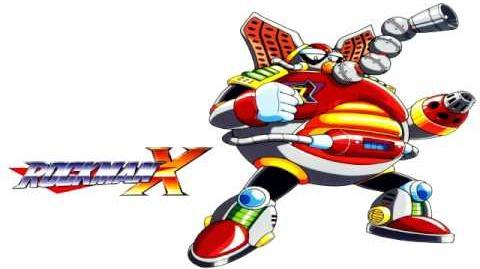 Mega Man X - Flame Mammoth (Sega Genesis Remix)