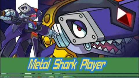 Megaman X6 OST Metal Shark Player