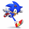 SSB4 Sonic