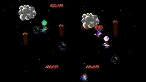 Balloon Fight - NES Gameplay