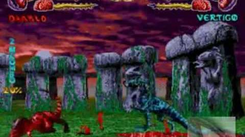 VGWT Episode 17 - Primal Rage (Sega 32x) Full Game