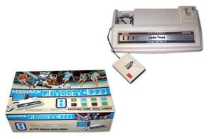 20 Magnavox Odyssey 4000