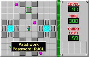 CCLP3 Level 41