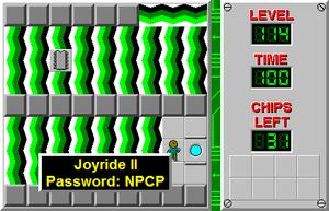 CCLP2 Level 114