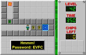 CCLP2 Level 42