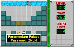CCLP1 Level 107
