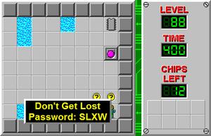 CCLP2 Level 88