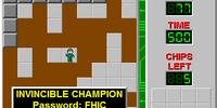 Invincible Champion
