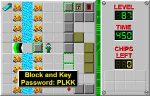 CCLP3 Level 87