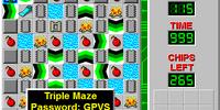 Triple Maze