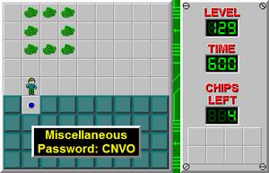 CCLP2 Level 129